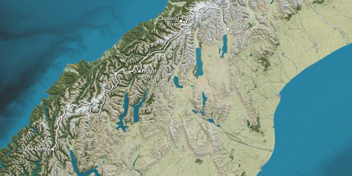 Southern Alps Traverse